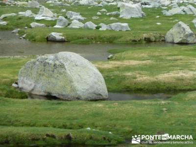 Parque Regional Sierra de Gredos - Laguna Grande de Gredos;fines semana;grupos senderismo madrid